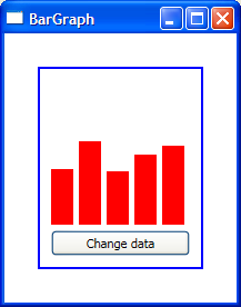 XAML Back to Basics #8: Simple Bar Graph